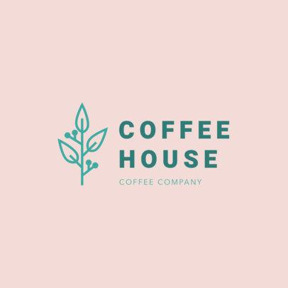 Online Logo Maker for a Coffee House 3851e