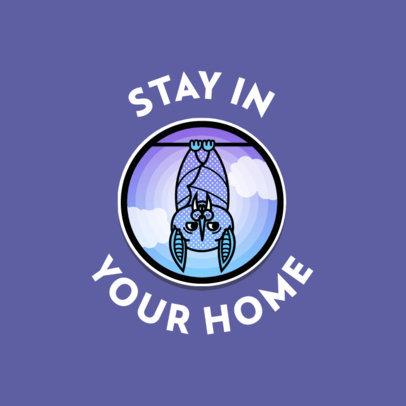 Logo Creator Featuring a Coronavirus Prevention Theme 3921