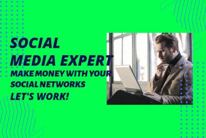 Fiverr Gig Image Generator for Social Media Experts 3237b