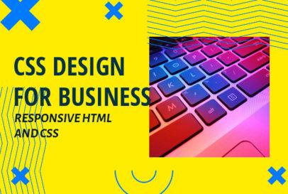 Fiverr Gig Image Maker for Front-End Web Developers 3237c