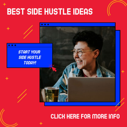 Cool Instagram Post Maker With Info About Side Hustles 3235i
