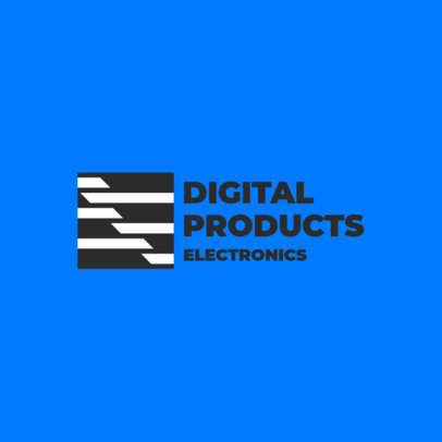 Logo Maker for Electronics Suppliers 3911c