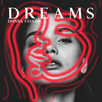 Album Cover Generator for Pop Singer-Songwriters 3257f