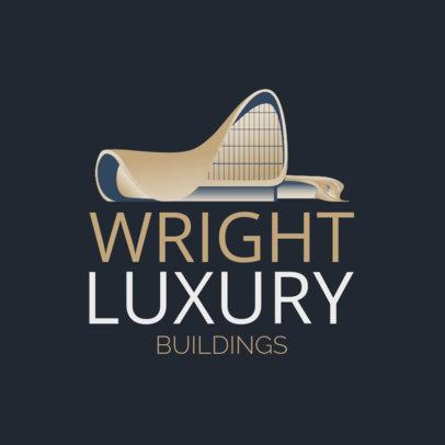 Modern Logo Maker for Luxury Real Estate Companies 3988f