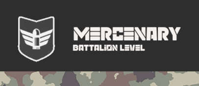 Patreon Tier Design Template for Military-Related Content Creators 3390e-el1