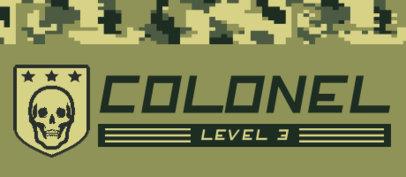 Patreon Tier Design Generator for Military-Related Content Creators 3386e-el1