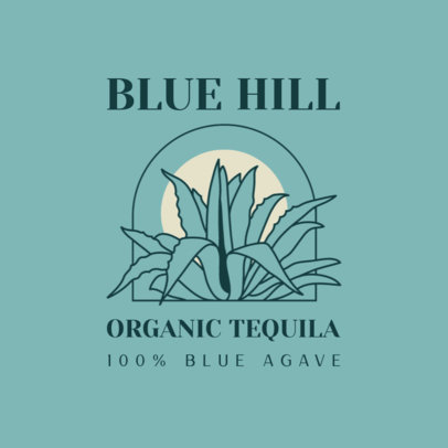 Logo Maker for an Organic Tequila Brand 4009f