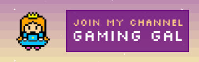 Twitch Panel Generator Featuring an 8-Bit Aesthetic and a Princess Graphic 3368c