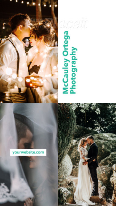 Modern Instagram Story Video Maker for Wedding Photographers 1565f 2684