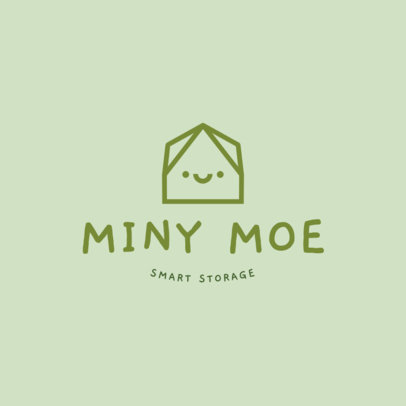 Cute Logo Generator for a Furniture Company Featuring a Minimalist Style 4061h