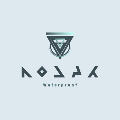Abstract Logo Generator for a Smartwatch Brand 4067c