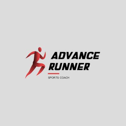 Online Logo Generator for Modern Fitness Clubs 4220