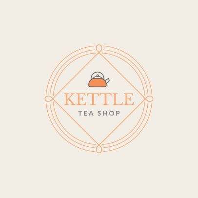 Logo Creator for a Tea Shop with an Elegant Design 1344g-173-el
