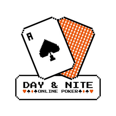 Logo Maker for Online Casinos Featuring 8-Bit Style Graphics 3793-el1