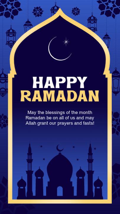 Instagram Story Design Maker to Commemorate Ramadan 3613c