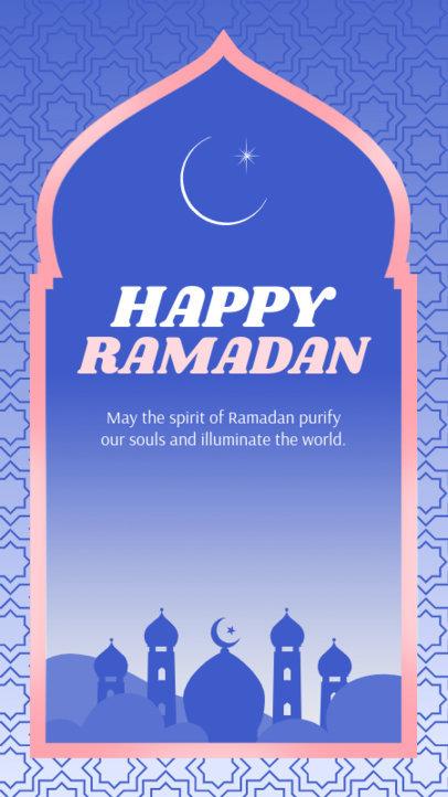 Instagram Story Design Creator to Commemorate Ramadan 3613i