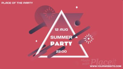 Text Animation Maker to Create Party Invitations 263