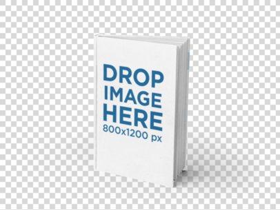 Hardcover Ebook Mockup a9865